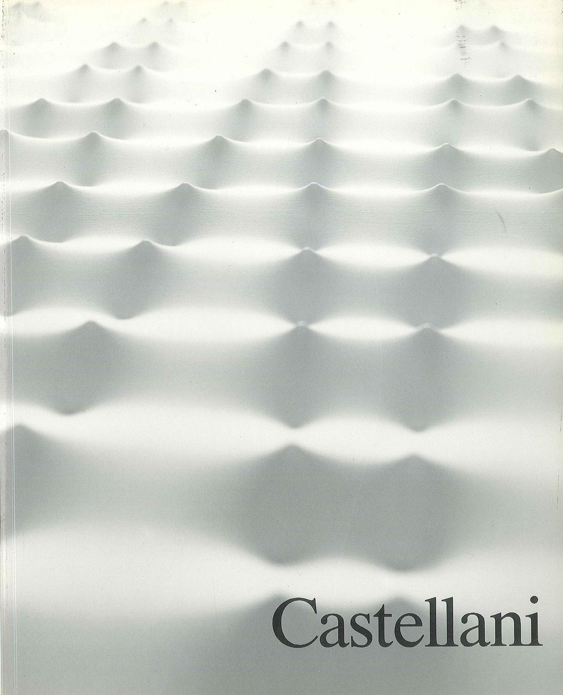 Cover - Castellani, Luciano Caramel, 1988/1989, Galleria d'Arte Niccoli, Parma
